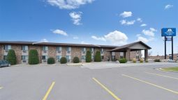 Buitenaanzicht Americas Best Value Inn & Suites