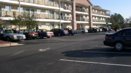 Exterior view Motel 6 Greenville SC