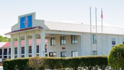 Exterior view MOTEL 6 COOKEVILLE TN