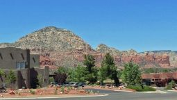 Exterior view SOUTHWEST INN AT SEDONA
