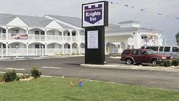 Exterior view KNIGHTS INN ABSECON NJ