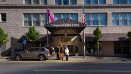 Haywood Park Hotel Historic Ho - Asheville (North Carolina)