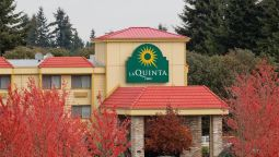 Exterior view La Quinta Inn Everett