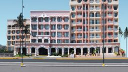 Exterior view DON PELAYO PACIFIC BEACH HOTEL