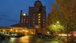 Exterior view MARCUS WHITMAN HOTEL AND CONFERENCE CENT