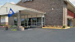 Exterior view TRAVELODGE WILLIAMSBURG CENTRA