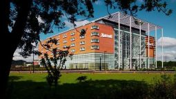 Exterior view Leicester Marriott Hotel