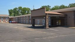 Exterior view Quality Inn Chicopee-Springfield