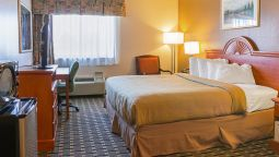 Kamers Quality Inn & Suites Detroit Metro Airport