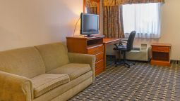 Room Quality Inn & Suites Detroit Metro Airport