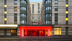 Exterior view Radisson RED Hotel Brussels