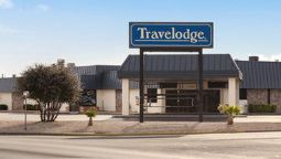 Buitenaanzicht TRAVELODGE SAN ANGELO