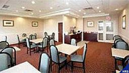 Ontbijtzaal Travelodge Mississauga Airport West