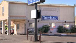 Buitenaanzicht TRAVELODGE BARSTOW