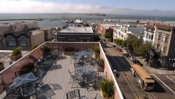 Exterior view SUITES AT FISHERMANS WHARF
