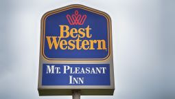Buitenaanzicht BEST WESTERN MT PLEASANT INN