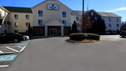 Exterior view Crestwood Suites of Snellville