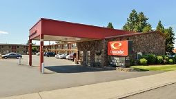 Exterior view Econo Lodge Bend