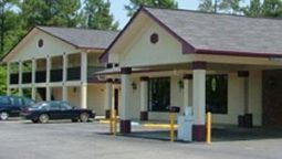 Exterior view BUDGET INN AND SUITES TALLADEGA