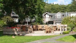 Exterior view Ecola Creek Lodge