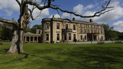 Buitenaanzicht Best Western Beamish Hall Country House Hotel Stanley