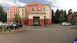 BEST WESTERN WILSONVILLE INN AND SUITES - Wilsonville (Oregon)