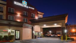 Buitenaanzicht BEST WESTERN WILSONVILLE INN AND SUITES