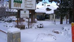 Buitenaanzicht FOREST SUITES RESORT