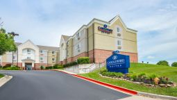 Exterior view Candlewood Suites JEFFERSON CITY