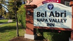 Exterior view BEL ABRI NAPA VALLEY INN