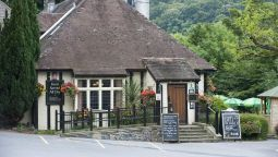 Exterior view Dartbridge Inn Buckfastleigh