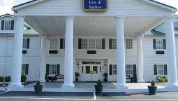 Exterior view PLANTATION INN AND SUITES JACKSON