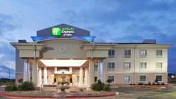 Buitenaanzicht Holiday Inn Express & Suites WOODWARD HWY 270