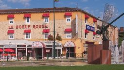 Exterior view Le Boeuf Rouge INTER-HOTEL