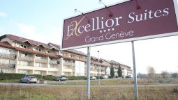 Exterior view Adonis Excellior Grand Genève