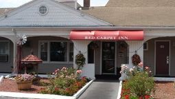 Exterior view RED CARPET INN W SPRINGFIELD