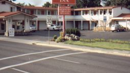 Exterior view RED CARPET INN MEDFORD
