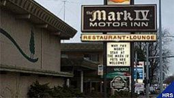 Mark IV Motor Inn - Moscow (Idaho)