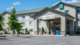 Exterior view Quality Inn & Suites at Olympic National Park