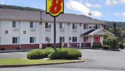 Exterior view SUPER 8 MOTEL - SIDNEY