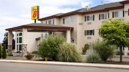 Exterior view SUPER 8 CENTRAL PT  MEDFORD