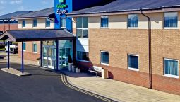 Exterior view Holiday Inn Express SHREWSBURY