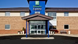 Buitenaanzicht Holiday Inn Express SHREWSBURY