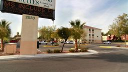 Exterior view FLAMINGO CRESTWOOD SUITES OF LAS VEGAS