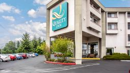 Exterior view Quality Inn Renton