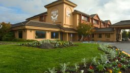 Exterior view Phoenix Inn Suites South Salem
