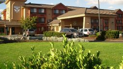 Buitenaanzicht Phoenix Inn Suites South Salem