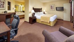 Kamers an Ascend Hotel Collection Member Ascot Suites