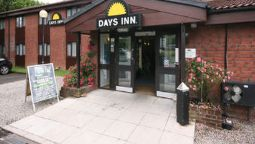 Exterior view Days Inn Bridgend Cardiff Welcome Break Service Area