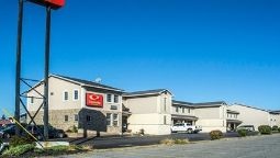 Exterior view Econo Lodge Inn & Suites Airport
